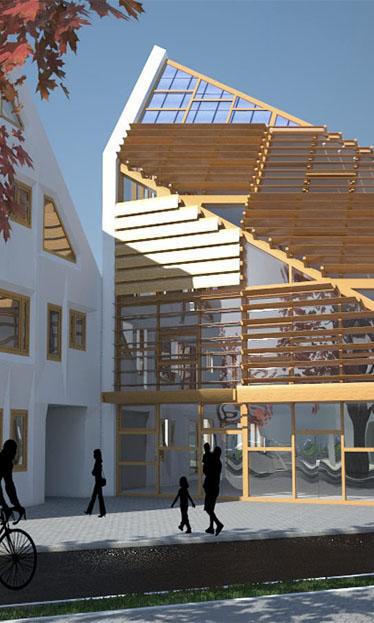 Architekt Turek historia