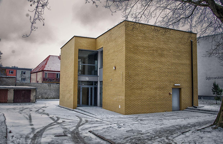 Biurowiec <strong>PGKiM</strong> w Turku